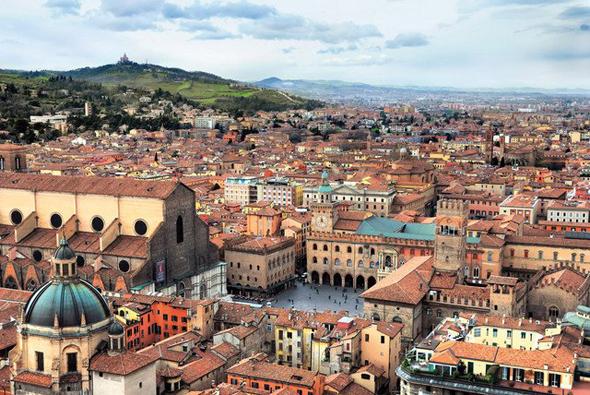 estudiar italiano en Bolonia