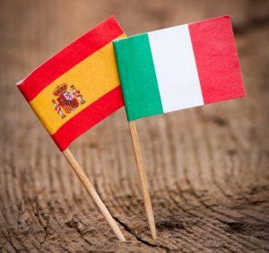palabras en italiano que se usan en español