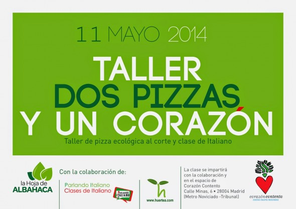 pizza Madrid