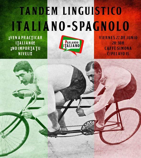 como practicar italiano