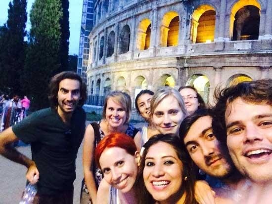 cursos de italiano en Roma