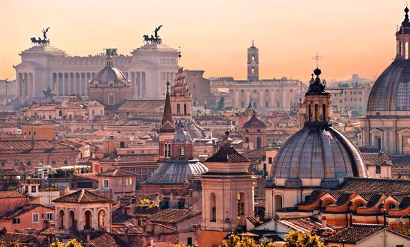 estudiar italiano en Roma