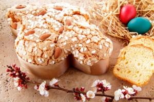que se come en Semana Santa en Italia