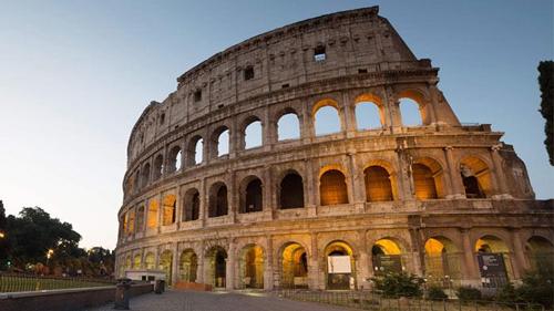 Roma uno de los mejores lugares para veranear