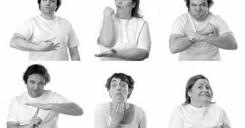 Cuáles son los gestos en italianos más comúnes