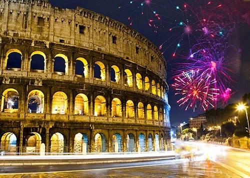 Frases de Feliz Año Nuevo en italiano