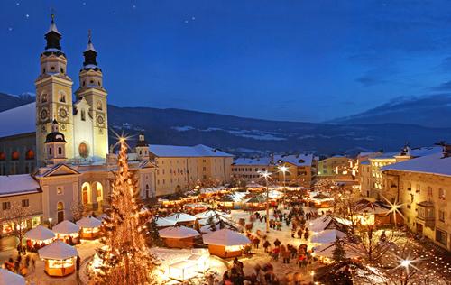 Los mejores mercadillos de Navidad en Italia