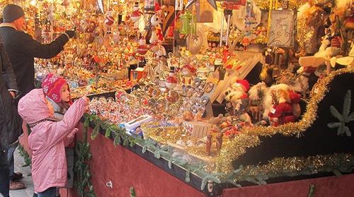 Los mercadillos de Navidad en Italia