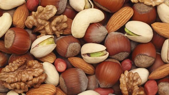 frutos secos en italiano
