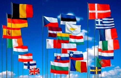 Adjetivos de nacionalidad en italiano