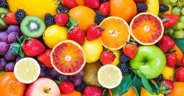 nombres de frutas en italiano