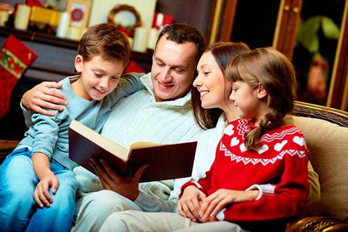 Los mejores cuentos de navidad en Italiano
