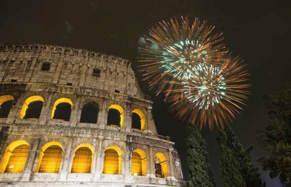 La mejor forma de pasar el año nuevo en Italia