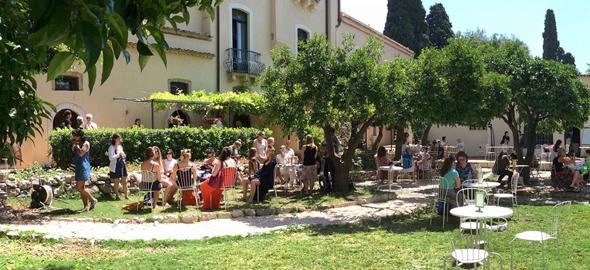 cursos de italiano en Taormina