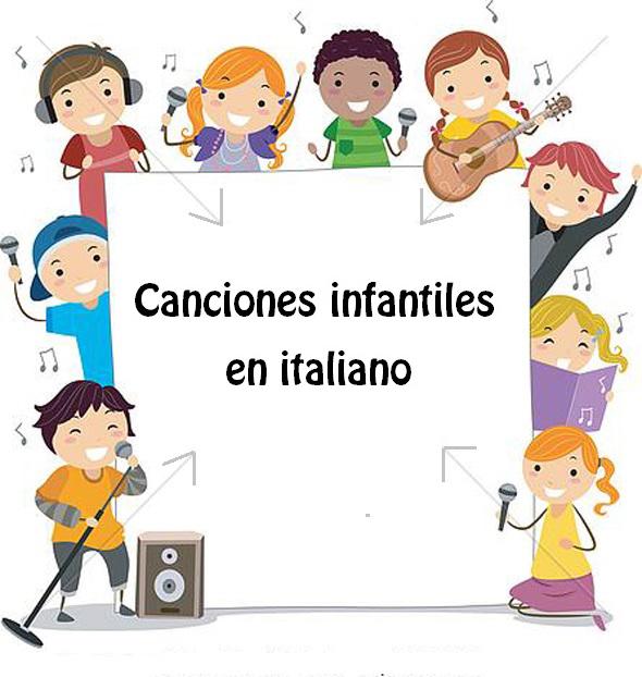 canciones infantiles en italiano