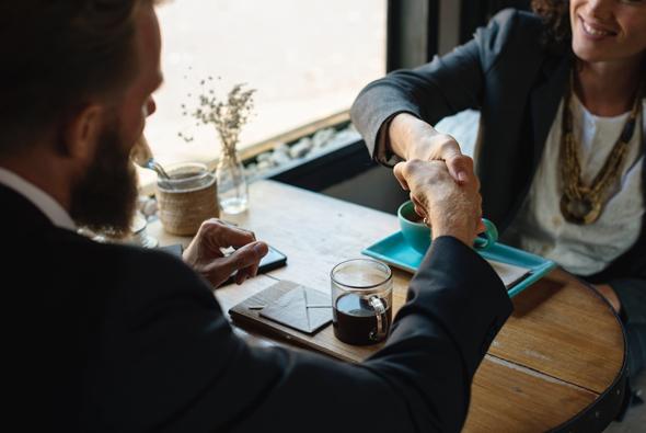 ejemplo de entrevista de trabajo en italiano