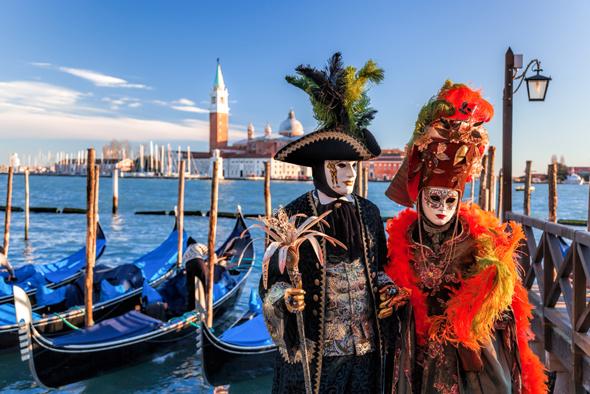Origen del Carnaval de Venecia